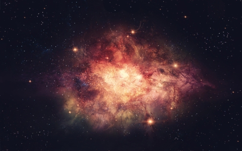 big universe out there